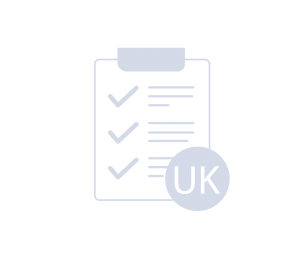 Icon for UK cosmetic regulation